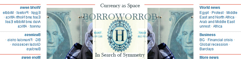 Currency as Space Exhibition